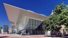 Prohlédněte si muzeum ve tvaru vany v Amsterdamu
