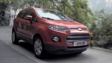 Ford EcoSport kombinuje sportovní a užitkový vůz