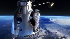 Člověk poprvé seskočí k Zemi z okraje vesmíru