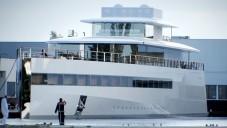 Dokončena jachta Venus navržená podle Steva Jobse