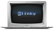 Blinky je retro textový i obrazový editor pro Apple