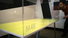 Stylové stoly M48 na ping-pong hitem Designbloku