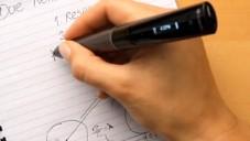 Sky Wi-Fi SmartPen je pero zachycující kresbu i zvuk
