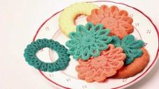 Němec si upekl vánoční cukroví vytvořené 3D tiskem