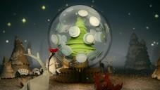 Group Hug si vytvořilo animované přání k Vánocům