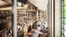 Norman Foster přestaví starou newyorskou knihovnu
