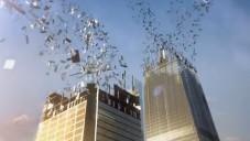 Mrakodrapy na Hudson Yards se složí jakoby z lega