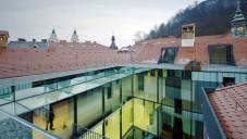 V Lublani přestavěn starý Baroque Court na bydlení