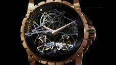Roger Dubuis uvádí exkluzivní hodinky Excalibur