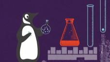 Tučňáčí kniha Jekyll a Hyde má vtipný kreslený klip