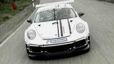 Porsche 911 GT3 Cup ukazuje schopnosti na okruhu