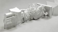 Katachi je videoklip vyprávěný skládáním vrstev papíru