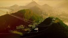 Krásy města Rio de Janeiro zachyceny v časosběrně