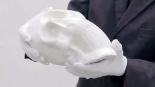 Li Hongbo vytváří flexibilní sochy jen z listů papíru