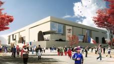 Grand Stade Rugby u Paříže bude pro 82 000 diváků