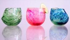 Fernando Laposse tvoří jedlé skleničky z cukru