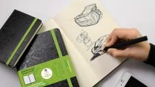 Moleskine má speciální edici zápisníků Evernote