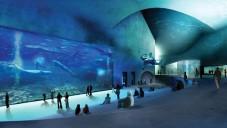 The Blue Planet je nové kodaňské akvárium od 3XN