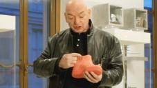 Jean Nouvel popisuje své boty Pure pro Ruco Line