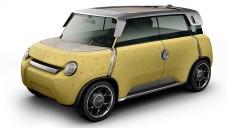 Jean-Marie Massaud navrhl koncept vozu Toyota Me.We