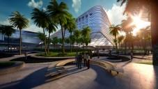 BIG navrhli velkou revitalizaci Miami Beach Sqaure