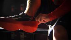 Cleatskins jsou navlékací chrániče pro boty sportovců