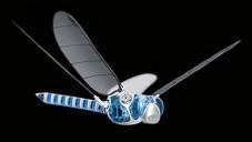 BionicOpter je robotická vážka létající jako živá