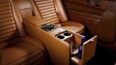 Hermès vytvořil luxusní interiér vozu Hyundai Equus