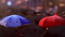 Pixar chystá krátký romantický film o dvou deštnících