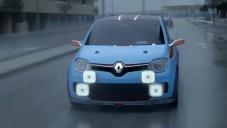 Renault Twin'Run se ukazuje na závodech ve městě
