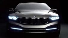 BMW Pininfarina Gran Lusso Coupé ukazuje své křivky