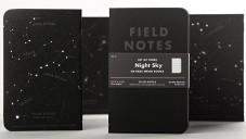 Filed Notes uvádí kolekci zápisníků s noční oblohou