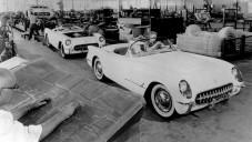 Podívejte se na vývoj Corvette za posledních 60 let