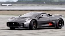 Jaguar ukázal finální prototyp sportovního vozu C-X75