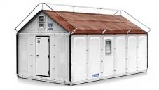 Ikea navrhla skládací solárně poháněný domek pro uprchlíky