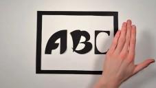 Ben Barrett-Forrest natočil animovanou historii typografie