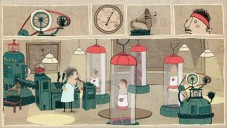 BBC si nechala natočit krátkou animaci o historii fyziky