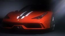 Ferrari 458 Speciale odhaleno do nejmenšího detailu
