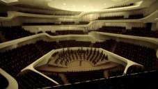 Projděte se připravovanou filharmonií v Hamburku