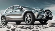 Mercedes-Benz představuje malý SUV model GLA
