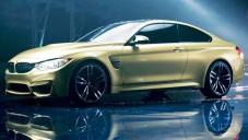 Koncept kupé BMW M4 se ukazuje v tajemné jízdě