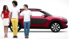 Citroën představil městský vůz budoucnosti Cactus