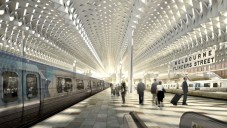 Flinders Street Station postaví Herzog & de Meuron