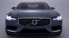 Volvo ukazuje zblízka své nové Concept Coupé