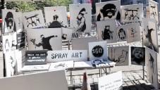 Banksy prodával anonymně své obrazy jen za 60 dolarů