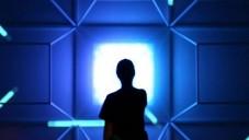 Dreamscape je interaktivní instalace čtvrté dimenze
