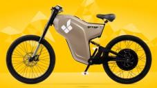 Greyp G-12 je elektrické kolo i motorka v jednom