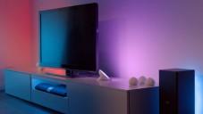 Philips Hue jsou dálkově ovládaná světla do barevného interiéru