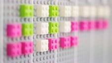 Vitamins vytvořili kalendář z Lega napojený na Google