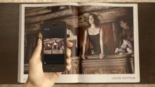 Louis Vuitton má aplikaci čtoucí fotky místo QR kódů
